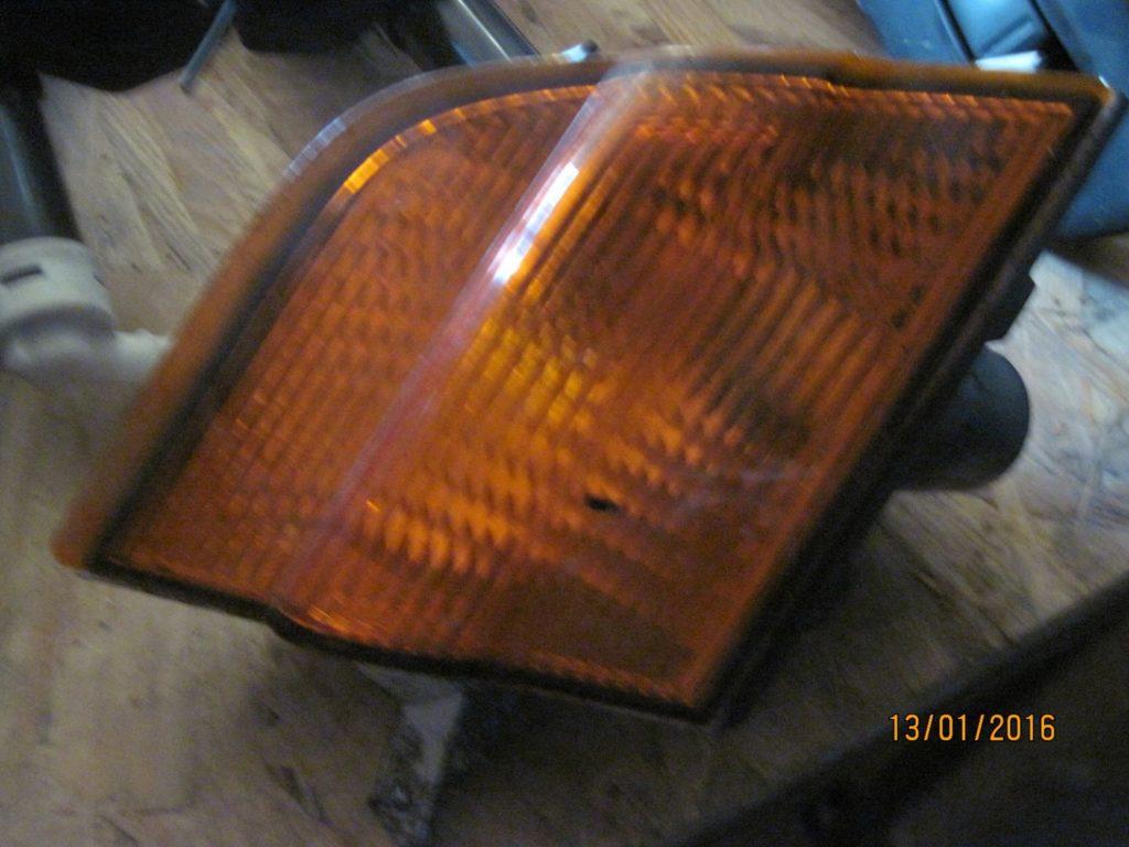 повторитель поворотника правый. Micra 2003-2010