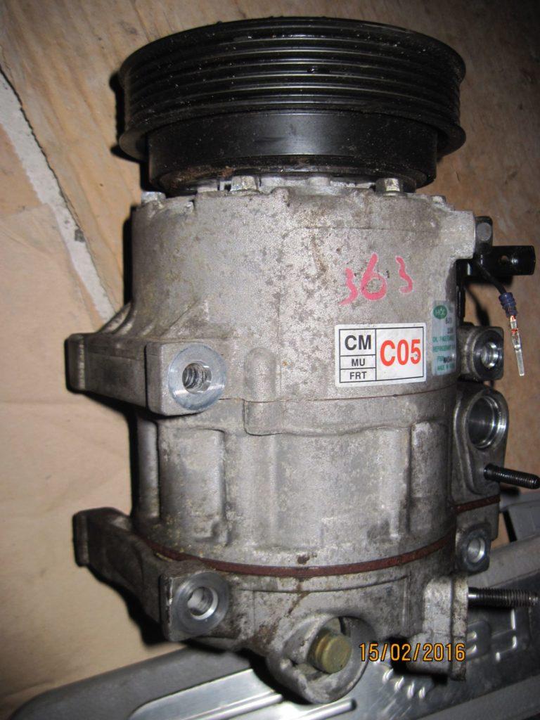 компрессор кондиционера Santa FE 2006-2013