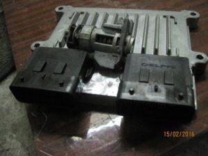 Блок управления двигателем Santa FE 2006-2013