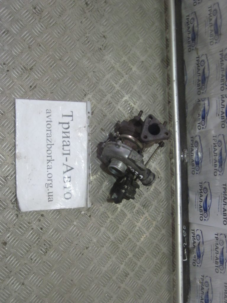 турбина L200 2006-2013