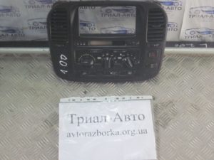 Блок управления кондиционером Land Cruiser 100 1998-2006