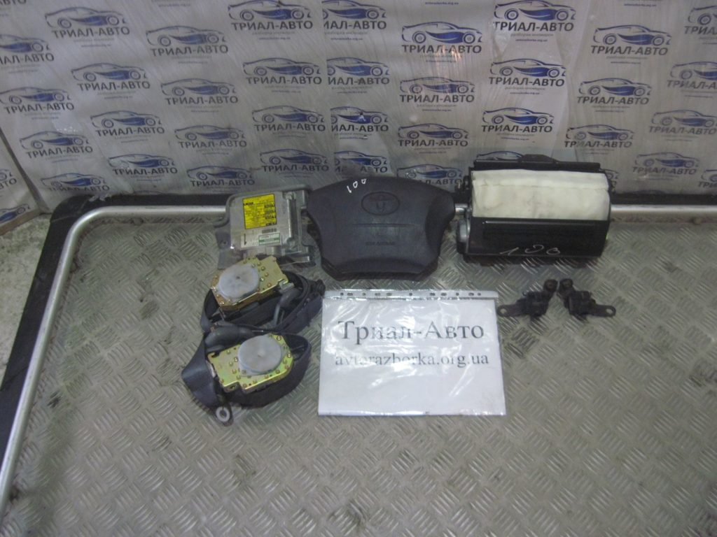 комплект безопасности англия Land Cruiser 100 1998-2006