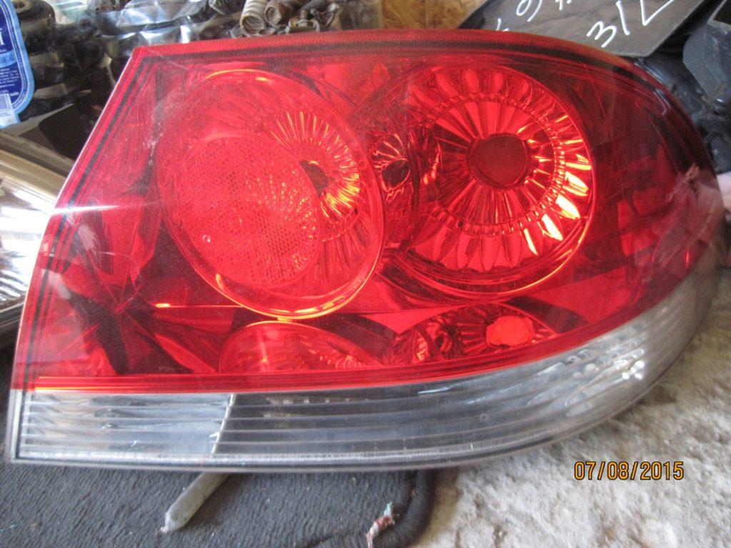 фонарь задний правый. Lancer 9 2003-2008