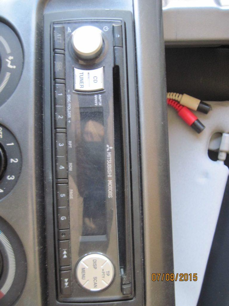 магнитофон Lancer 9 2003-2008
