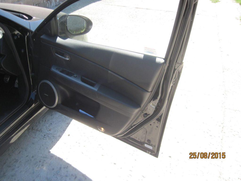 салон кожа с картами Mazda 6 2008-2012
