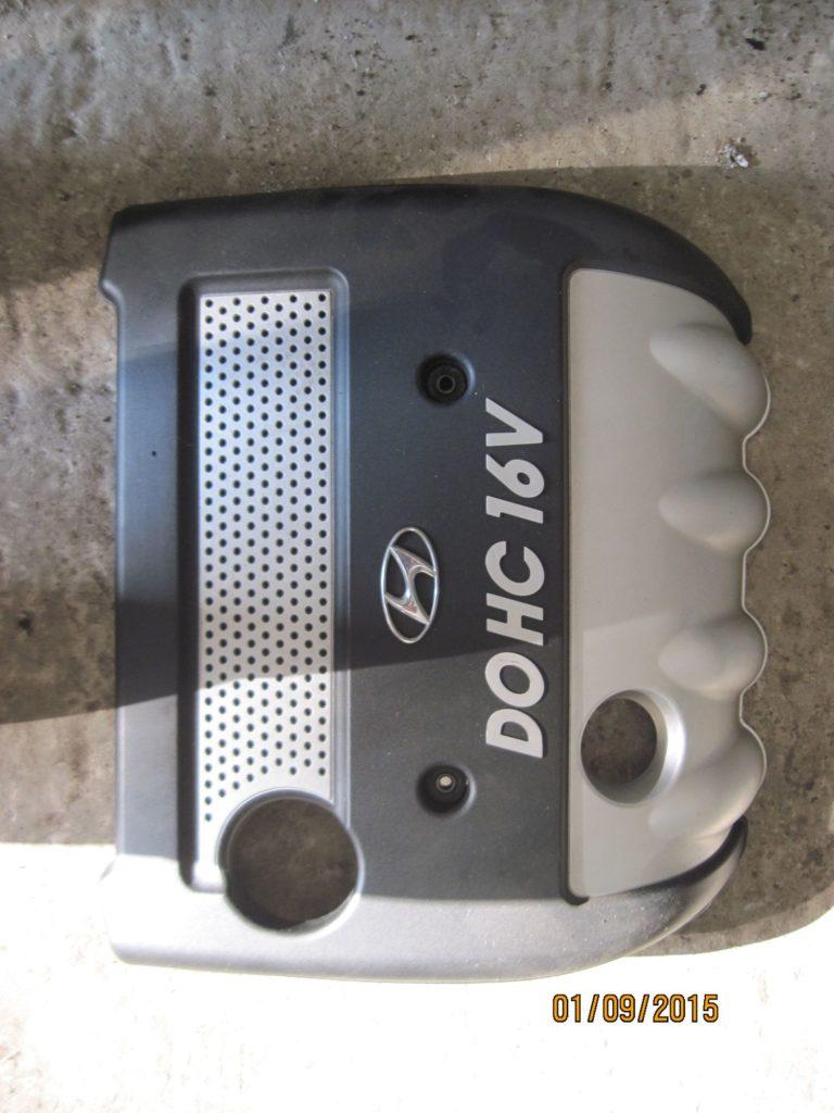 декоративная крышка ДВС Sonata 2004-2009
