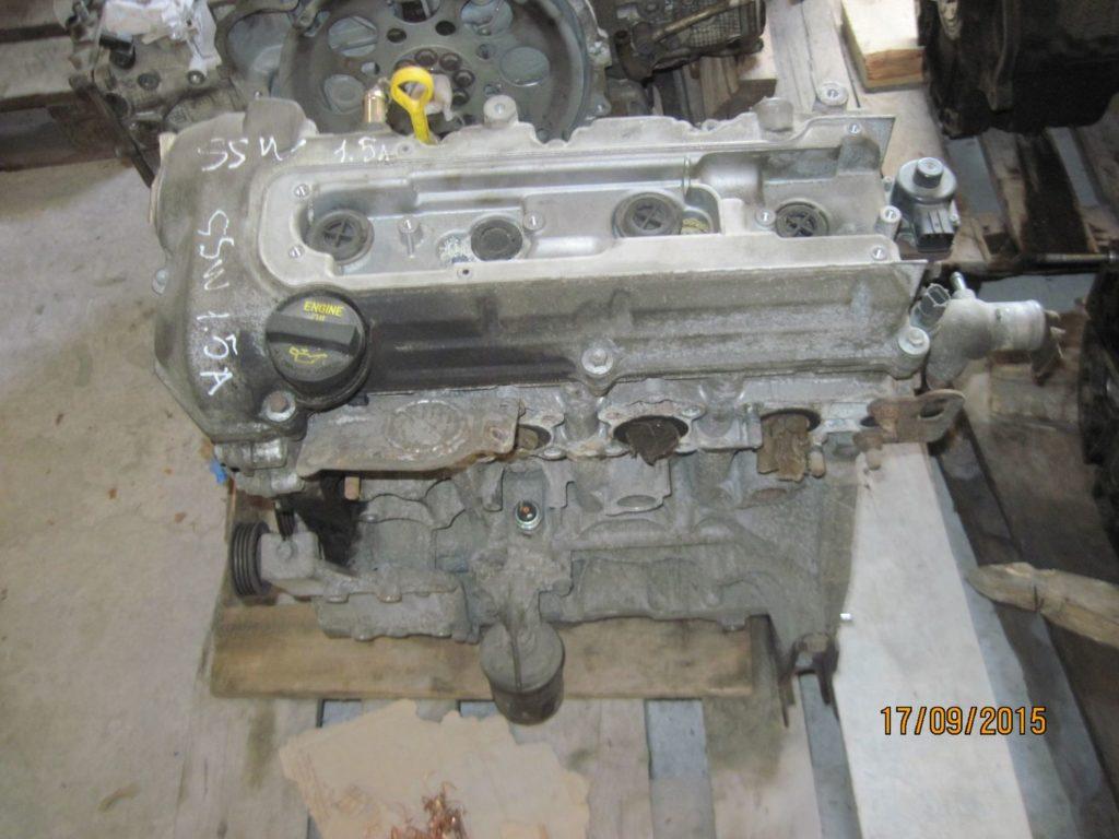 двигатель Swift 2005-2011