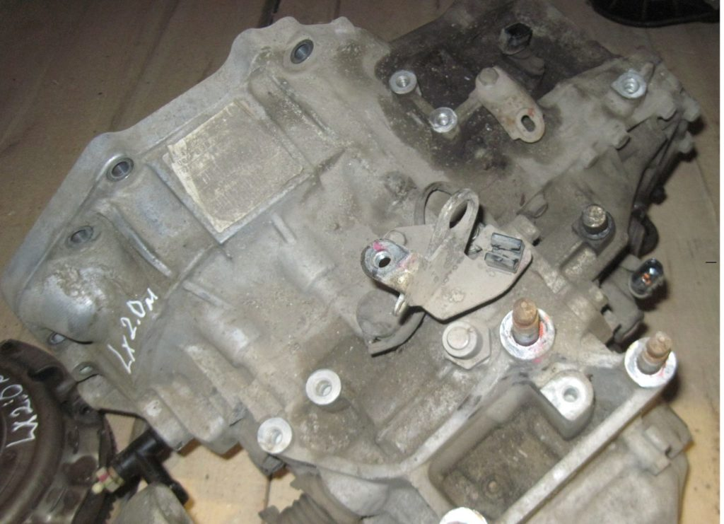 коробка передач Lancer 10 2006-2013