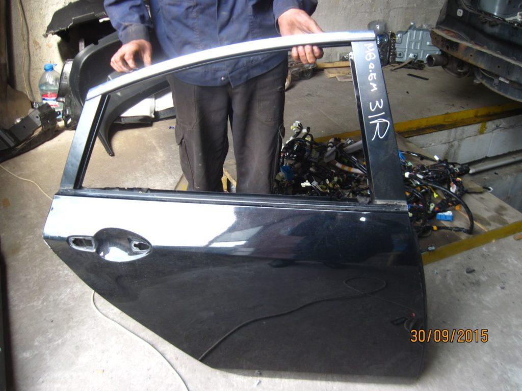 дверь задняя Правая. Mazda 6 2008-2012