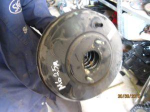 Вакуумный усилитель тормозов Mazda 6 2008-2012