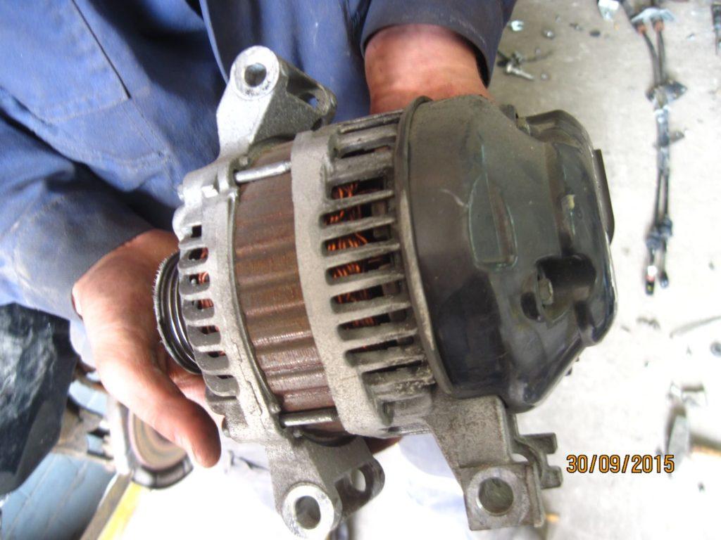 Генератор Mazda 6 2008-2012