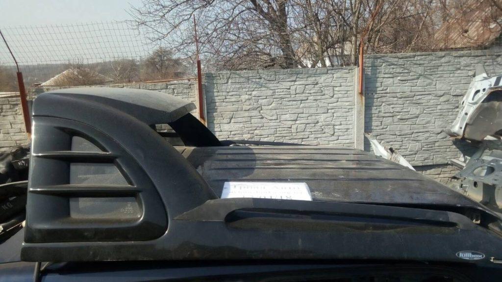 крышка кузова Full Box L200 2006-2013