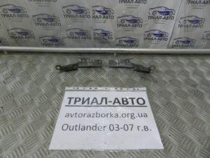 Навес капота на Mitsubishi Outlander 1 2003-2006 г.в.