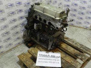 Двигатель на Mitsubishi Outlander 1 2003-2006 г.в.