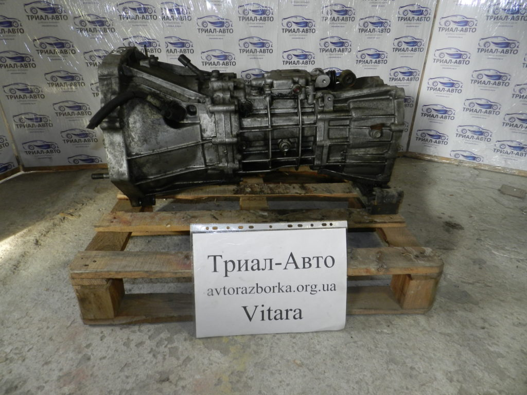 Автоматическая коробка передач Suzuki Grand Vitara 2.0