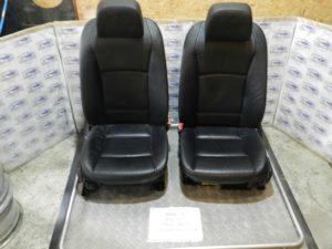 Салон кожа на BMW F10-F11
