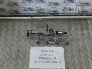 Топливная рампа на BMW F10-F11