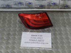 Фонарь внешний левый на BMW F10-F11