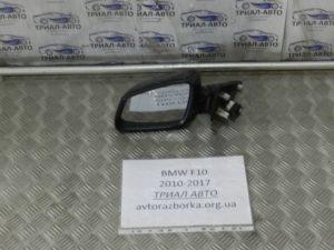 Зеркало левое на BMW F10-F11