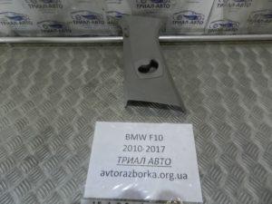 Накладка стойки левая верхняя на BMW F10-F11