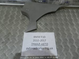 Накладка стойки задняя правая на BMW F10-F11