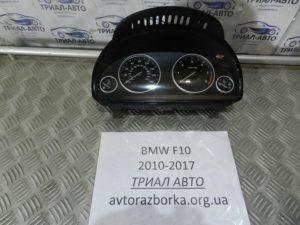 Приборная панель на BMW F10-F11