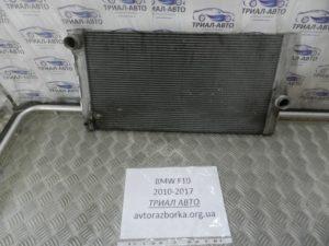 Радиатор основной на BMW F10-F11