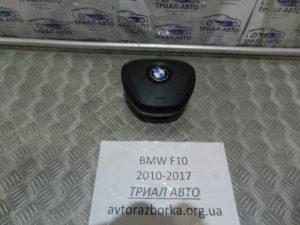 Подушка безопасности в руль на BMW F10-F11