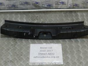 Накладка задней панели на BMW F10-F11