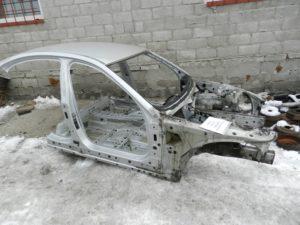 Четверть передняя правая на BMW F10-F11