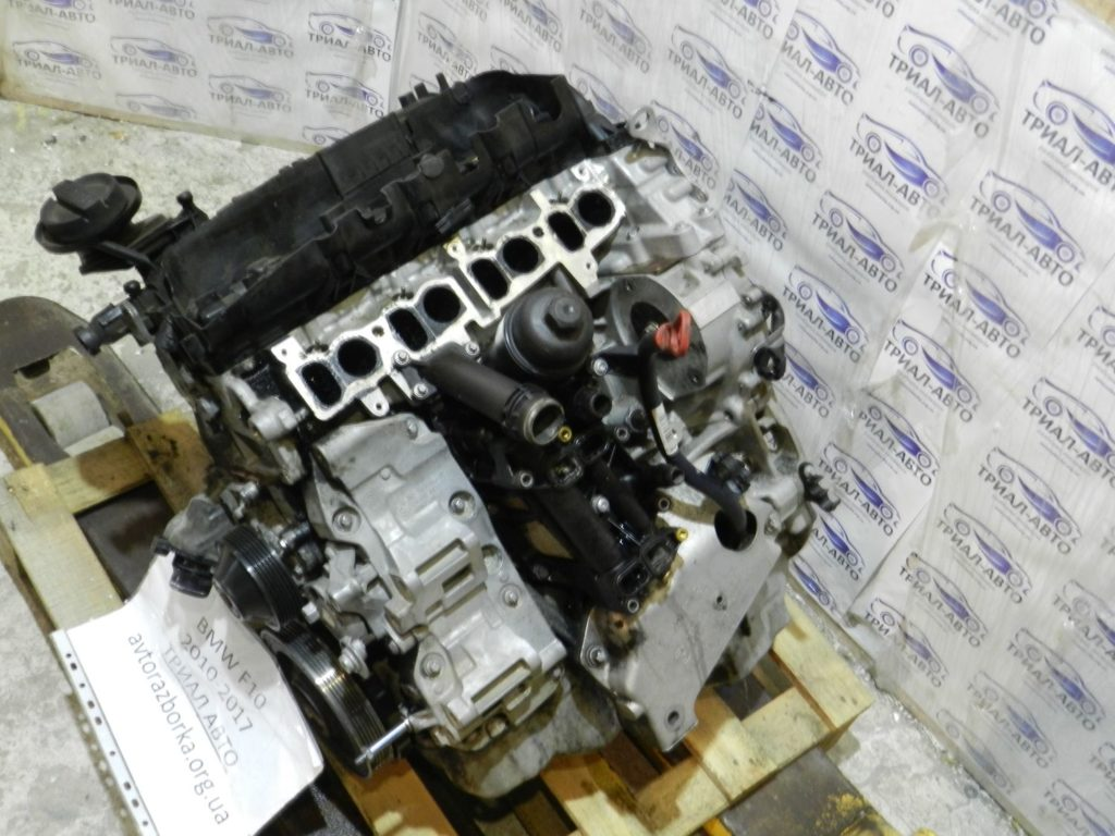 Двигатель BMW N47D20