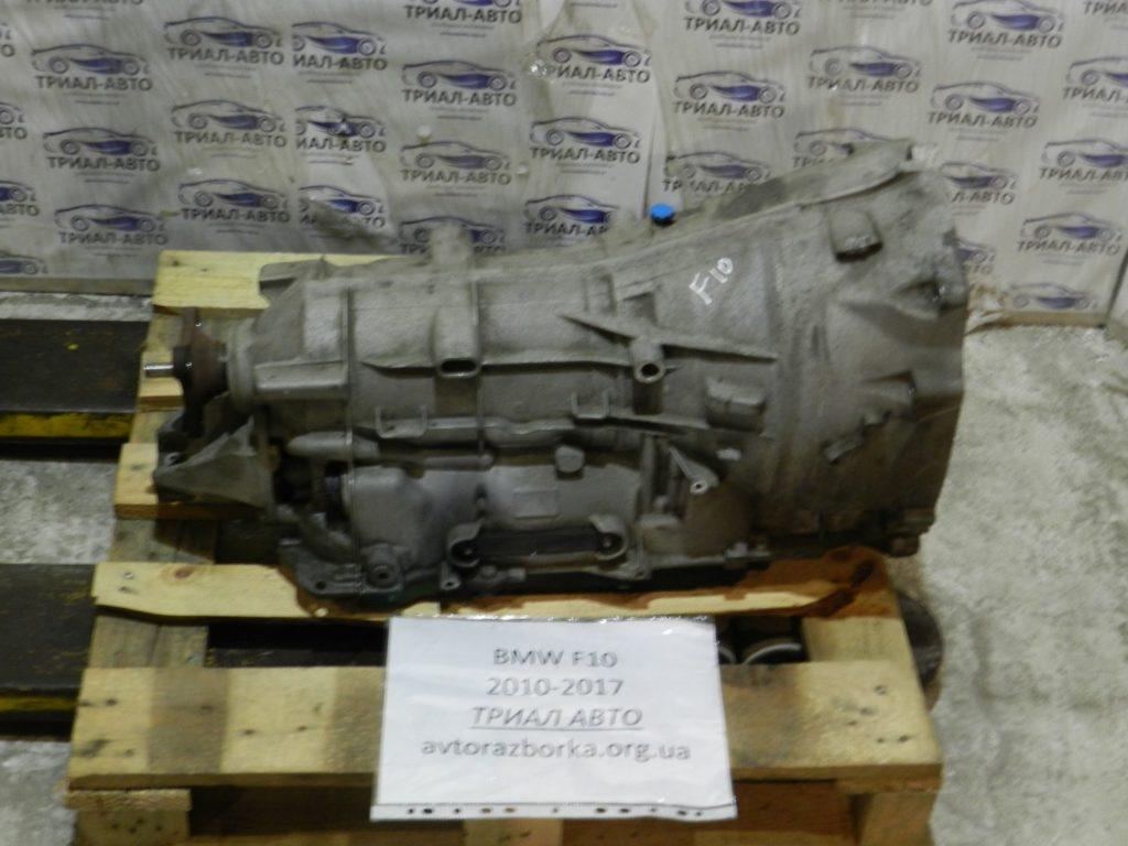 Коробка передач на BMW 8hp-45