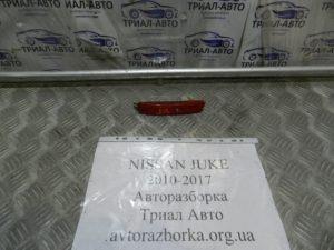 Катафот правый на Juke 2010-2017 г.в.