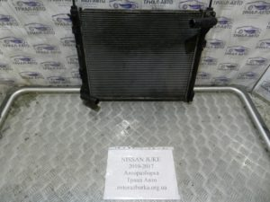 Радиатор основной на Juke 2010-2017 г.в.