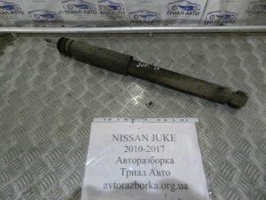 Амортизатор задний правый на Juke 2010-2017 г.в.