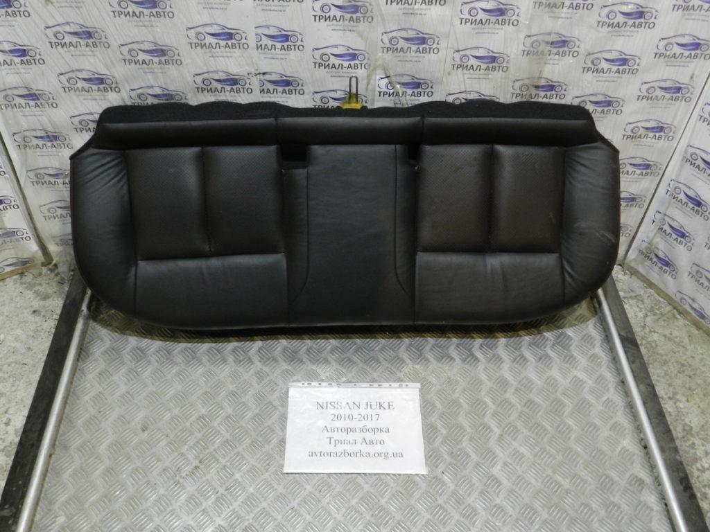 Салон кожаный Nissan Juke