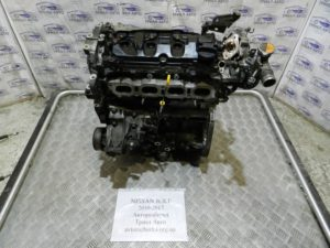 Двигатель 1,6 турбо MR16DDT на Juke 2010-2017 г.в.