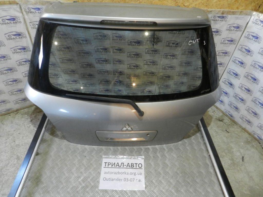 крышка багажника Outlander 2003-2007