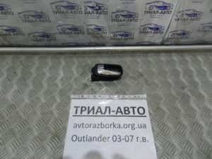 ручка двери внутренняя передняя левая Outlander 2003-2007