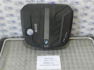 декоротивная крышка двс BMW F10