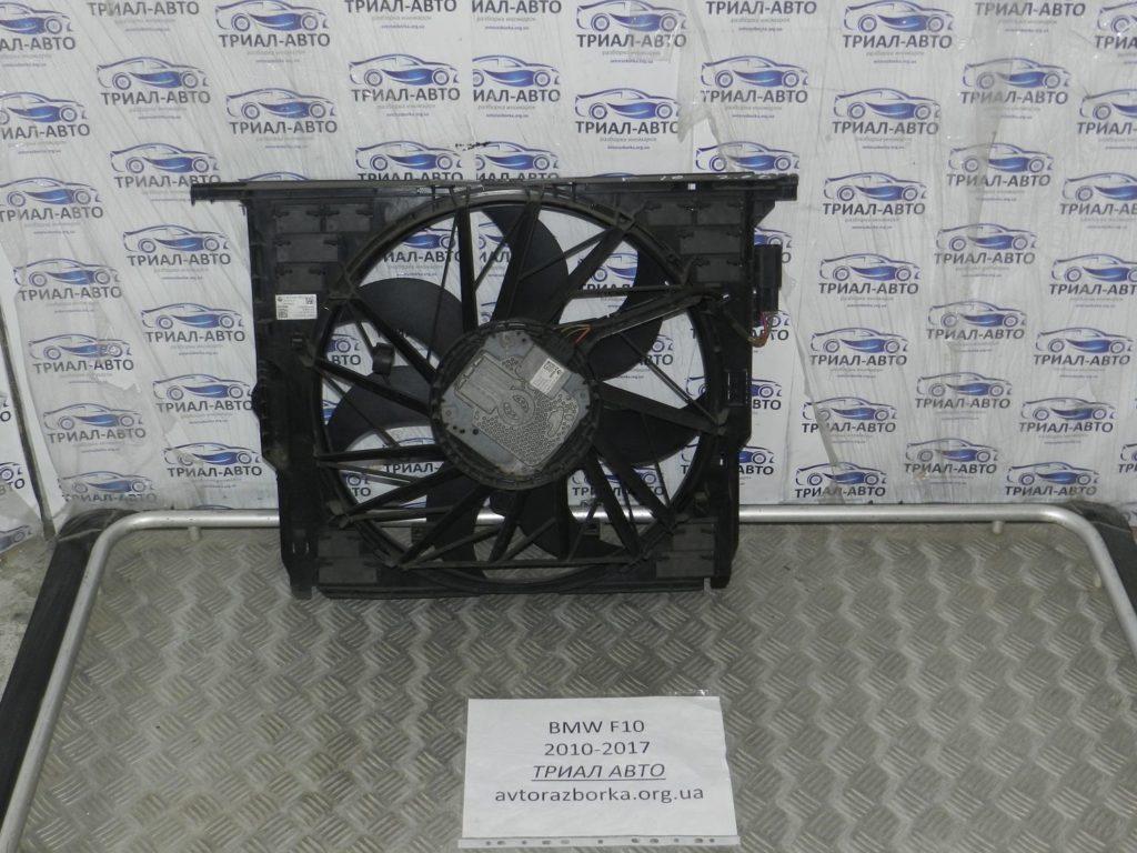 диффузор в сборе BMW F10
