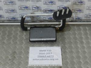 радиатор печки  BMW F10