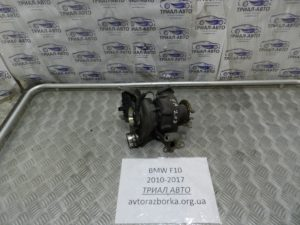 турбина BMW F10