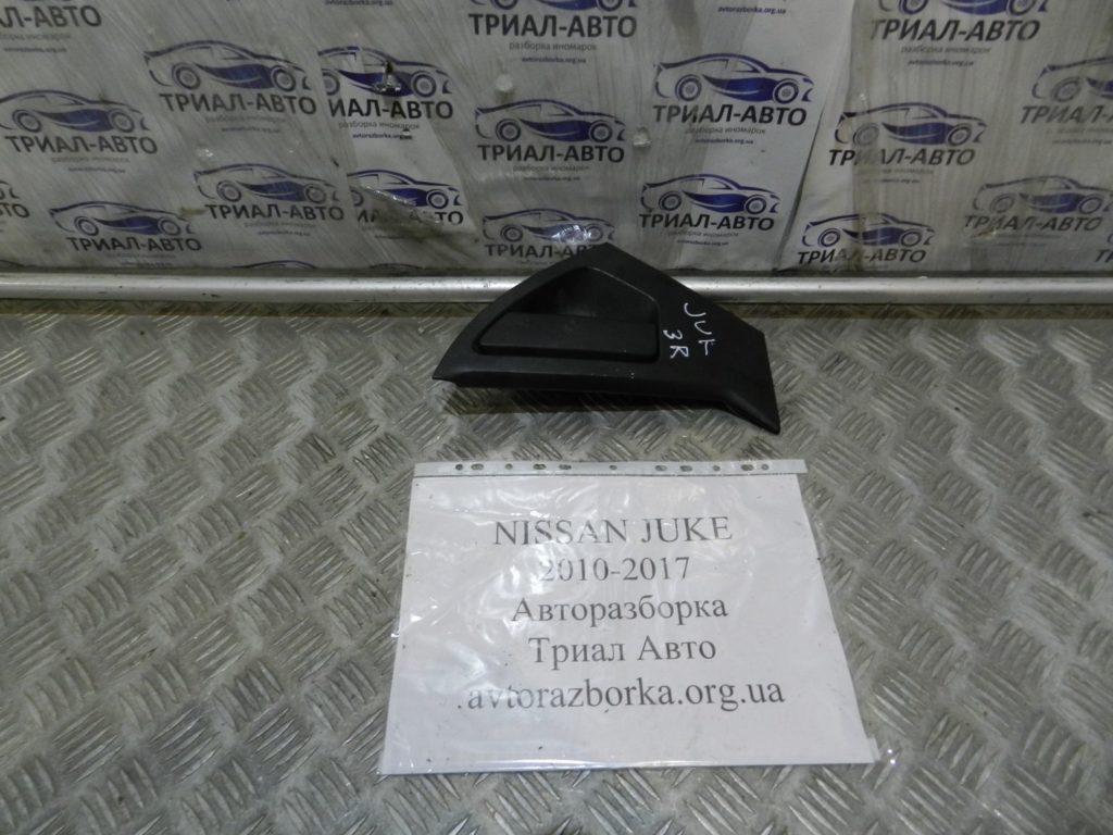 ручка двери внешняя задняя правая Juke 2010-2017