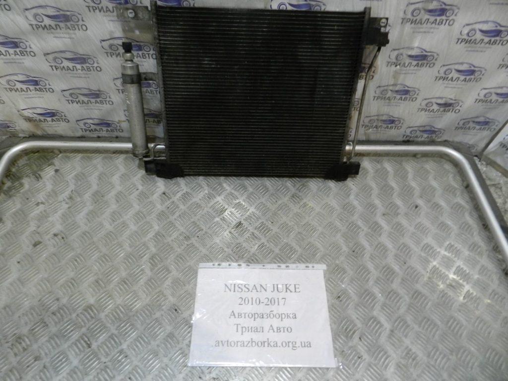 радиатор кондиционера Juke 2010-2017