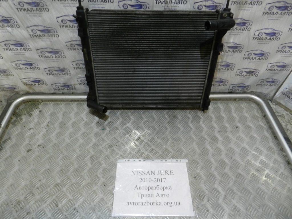 радиатор охлаждения Juke 2010-2017