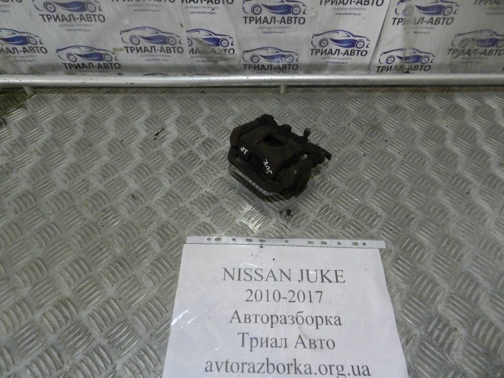 суппорт задний правый Juke 2010-2017