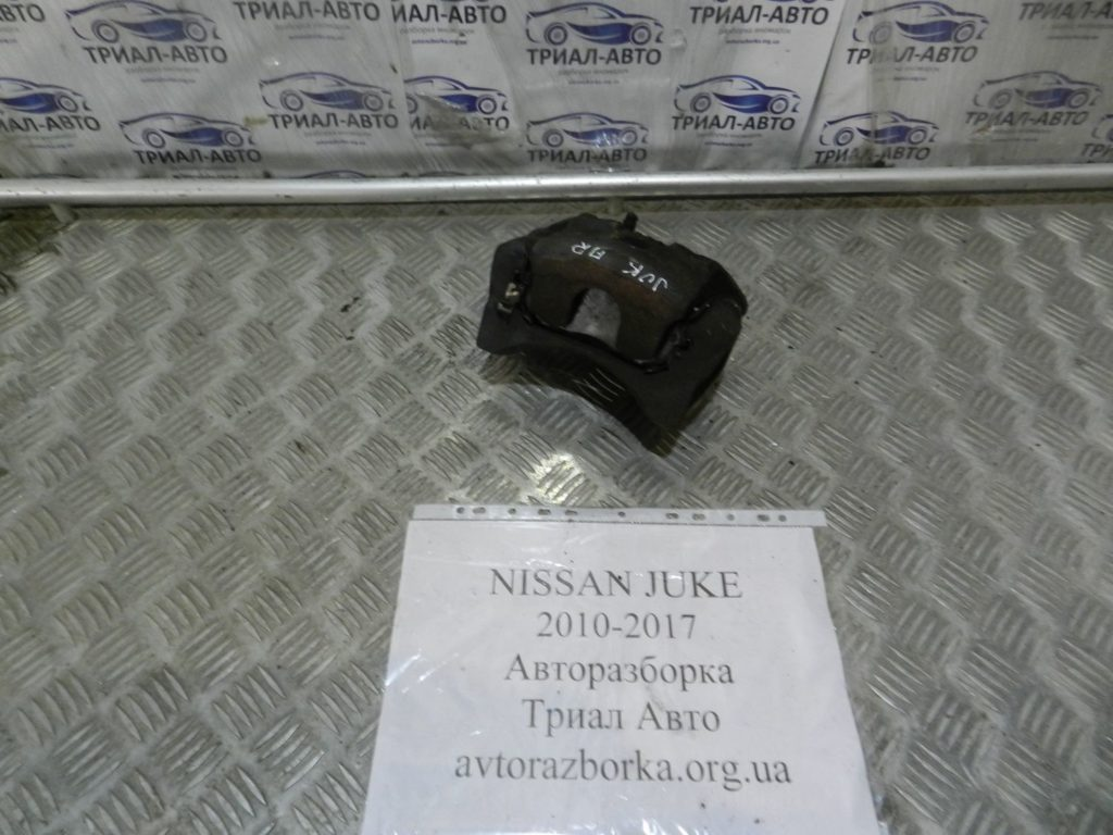 суппорт передний правый Juke 2010-2017