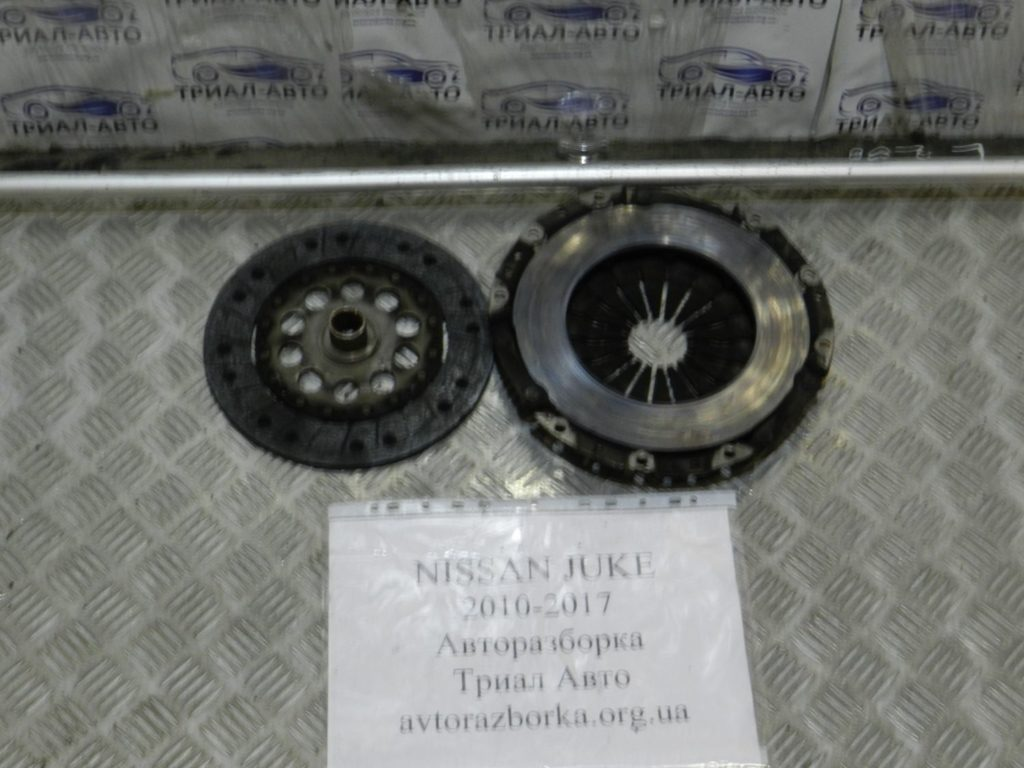 корзина сцепления + диск Juke 2010-2017