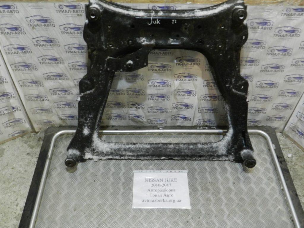 подрамник двигателя Juke 2010-2017
